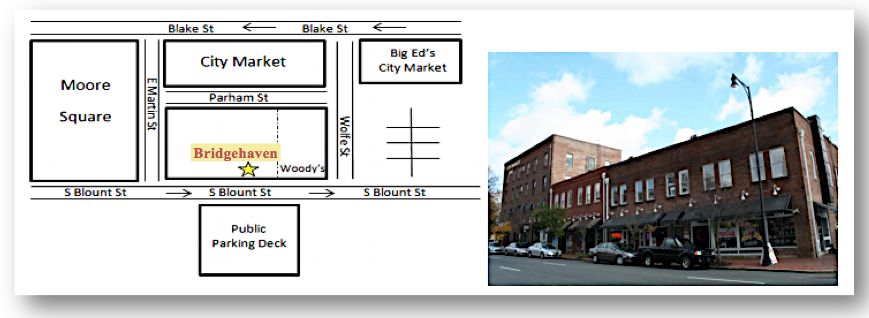 BCA Raleigh Office Location